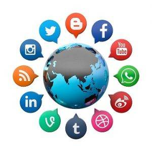 CharityNet USA social media